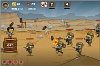 Play Gulf Defence game
