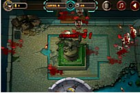 Play Zombie Bullet Fly game