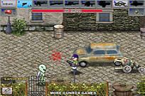 Play Gunrox - Once Upon A Time In Gibson City game
