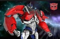 Play Transformers shooting Prime Demon Hunter game