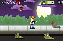 Play Zombie Defender game