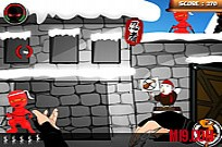 Play Dawn of the Sniper Ninja game