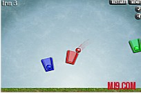 Play Bucket Balls game
