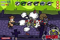 Play Zombiewest game