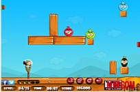 Play Angry Birds Hunt game game