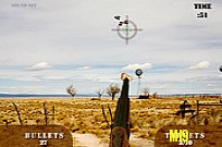 Play Skeet Shooter country game