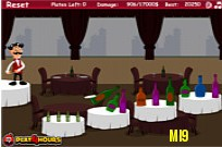 Play Angry Waiter Level Pack game