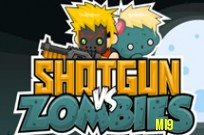 Play Zombies vs Shotgun game