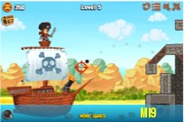 Play Fort Blaster Puzzle game