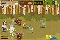 Play Redneck VS Zombies game