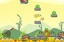 Play Angry Birds Special Cannon game