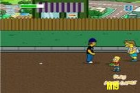 I Simpson Shooting Game