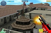Play CF Dragon Artillery game