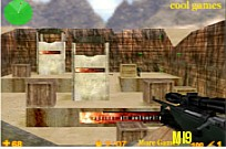 Play Anti-Terrorist Sniper King game