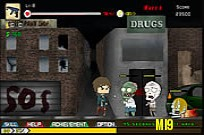 Play Bro vs Zombie game