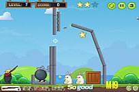 Play Garden Shooting game