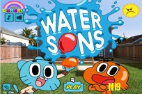 Play Gumball : Water Sons game