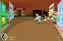 Play Wild Wild West game