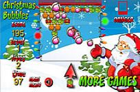 Play Christmas Bubbles 2011 game