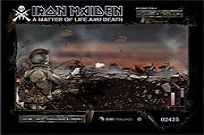 Play Iron Maiden - A Matter Of Life And Death game