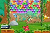 Jungle Bubble Game