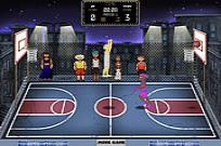 Play World Basket Cup game
