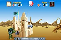 Play Castle Cannon game