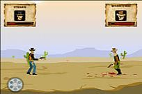 Play Cowboy Duel game