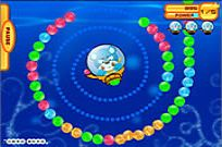 Play Bear And Cat Marine Balls game