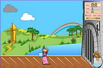 Play Princess And The Pea Shooter Game game