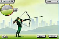 Play Justice League Training Academy - Green Arrow game