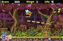 играя Jungle Airplane игра