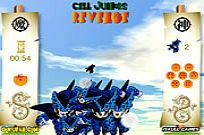 Play Cell Juniors Revenge game