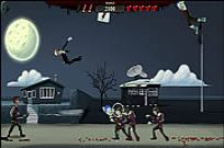 Play Ragdoll Zombie Slayer game
