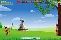 Play Tribal Shooter game