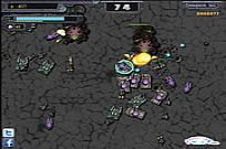 Play Hum Vs Zerg 2 game