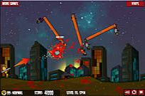 Play Flaming Zombooka 2 game