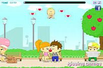 Play Cupid Kissy Park game