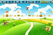 Play Spongebob Arrow Shooting game