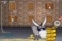 Play Dung-fu Donkey game
