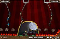 Play Flaming Zombooka 3 game