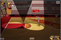 Play Fog Basketball Shots game