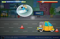 Play Gillette Soccer Mobile game