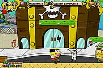Spongebob M Mask Game