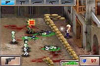 Play Gunrox - Zombietown game