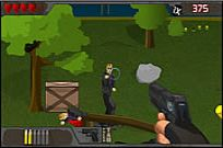 Play Super Cops: Targets game