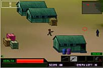 Play Agent Combat game