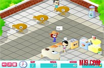 Play Ice Cream Frenzy 2 game