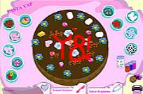 Play Cake Decoration game