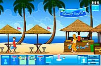 Play Beach Cafe game